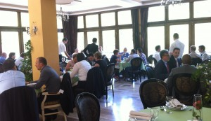 Breakfast - 6th BHAAAS Neurosurgical/Spinal symposium - Bihać, May 2014brađeno