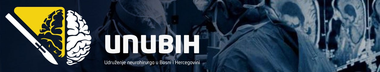 THE ASSOCIATION OF NEUROSURGEONS IN BOSNIA AND HERZEGOVINA – Udruga neurokirurga u BiH